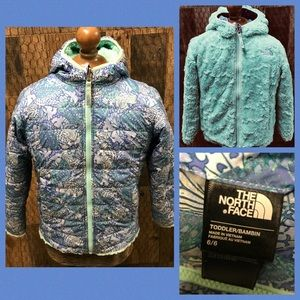 The North Face Reversible Coat Toddler 6